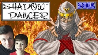 SHADOW DANCER (Shinobi) - ARCADE - Gameplay Comentado em Português