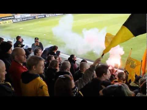 Derbytrening før Lillestrøm - vålerenga 2012