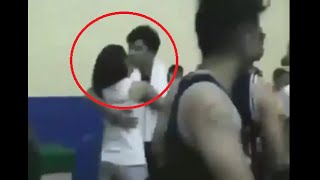 Kathryn Bernardo kisses Daniel Padilla on the lips?