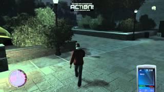 где найти автомат в GTA 4  интерессные штучки № 1