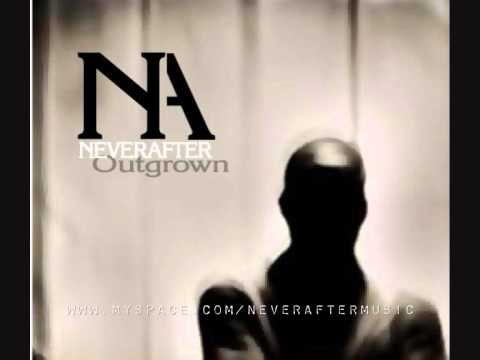 NEVERAFTER - 'OUTGROWN' (Concept) E.P - 1996 (for fans of Marillion, Porcupine Tree, Fish)