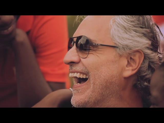 Una nuova casa per la Andrea Bocelli Foundation