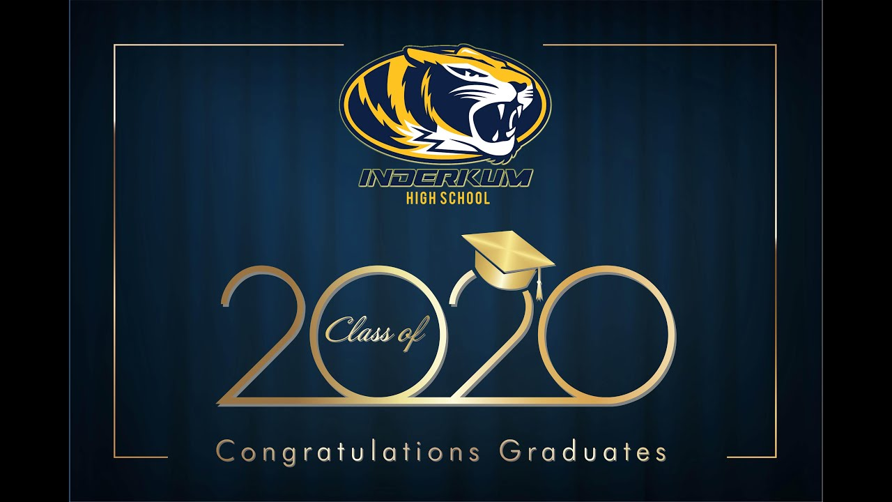 Natomas USD: Inderkum High School 2020 Graduation