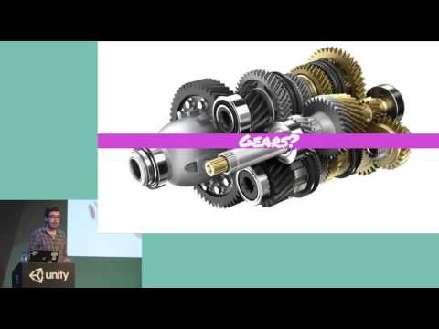 Unite Europe 2016 - Gearboxes and Gas Pedals - Vehicle Physics in Unity