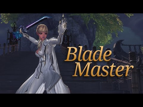 Blade & Soul: The Blade Master Overview
