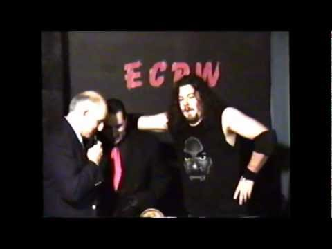 ECPW TV Taping Dec 1997