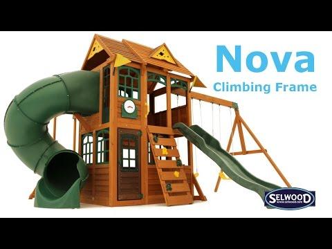 Selwood Nova Climbing Frame