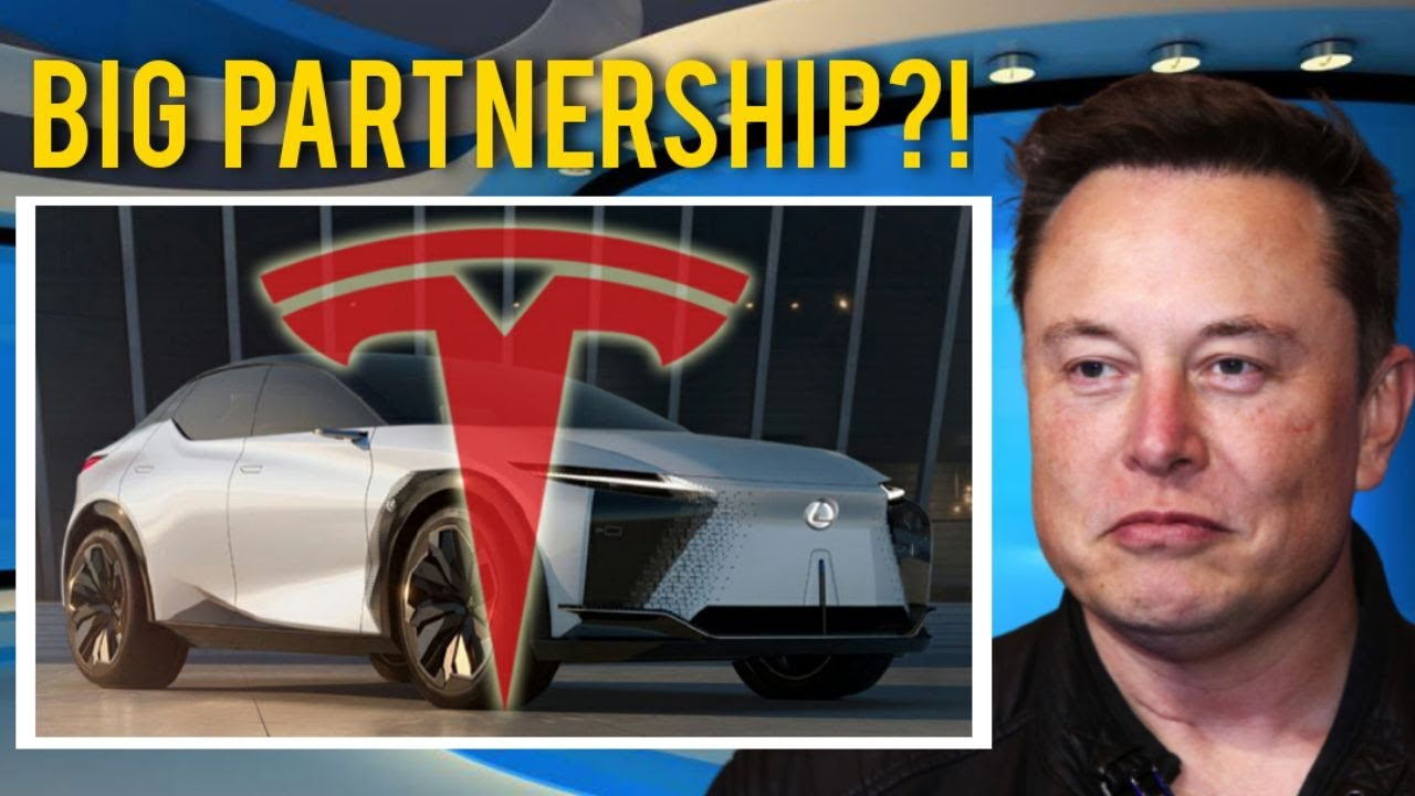 GAME OVER!!! Tesla & Toyota Partnership Can Crush The Competition!