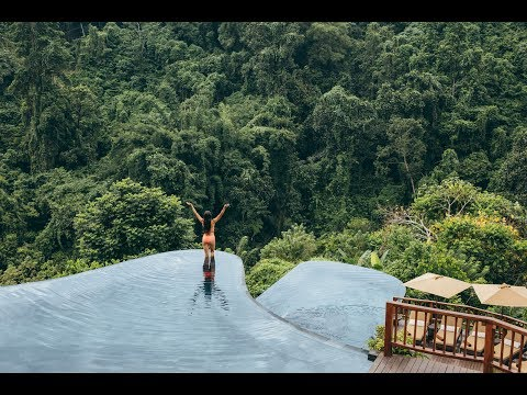 "Hanging Gardens of Bali ""Pools with the view"" by Travel Channel (Full feature)"