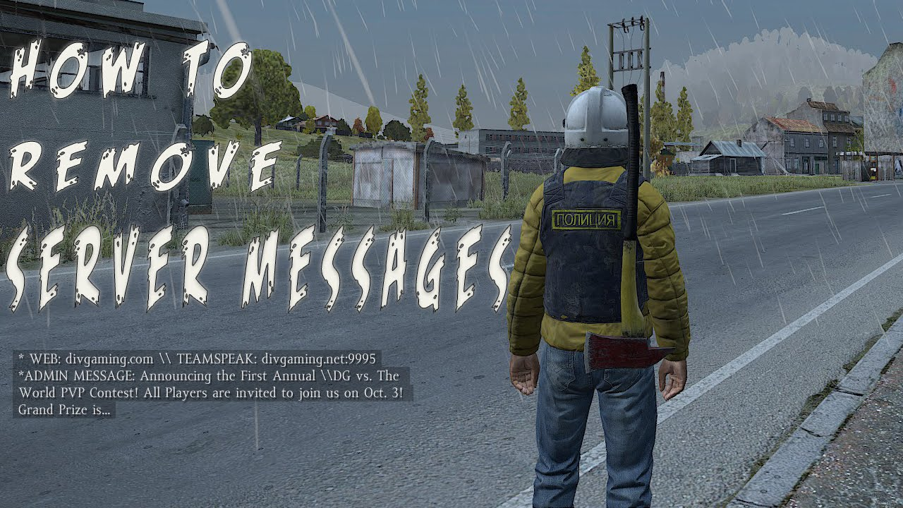 DayZ Standalone Servers : Buy DAYZ Server Hosting (rental)