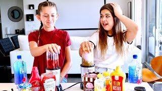 SMOOTHIE CHALLENGE - SOPHIA GRACE