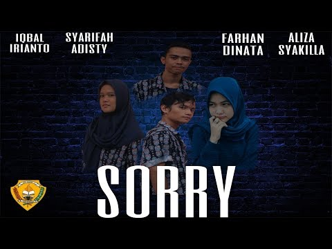 SORRY | Indonesia Short Movie ( SMA NEGERI 11 PEKANBARU ) | Film Pendek