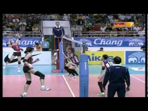 Japan - Korea [Full Match] Semi Final AVC Championships 20-09-2013