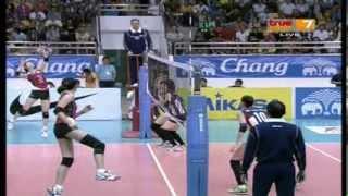 Japan - Korea [Full Match] Semi Final AVC Championships 20-09-2013