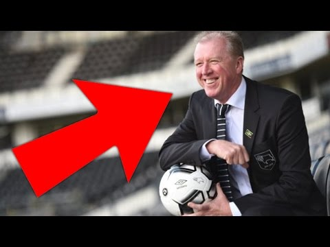 STEVE MCCLAREN HAS BEEN SACKED!