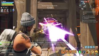 Fortnite* Save The World Missionary 107 Midnight Oil Latoso Valley