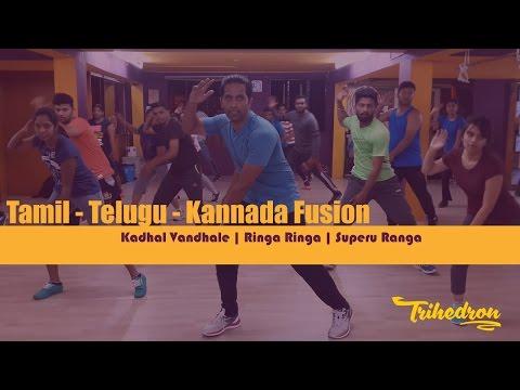 Tamil-telugu-kannada fusion | Kadhal Vandhale | Ringa Ringa | Superu Ranga |