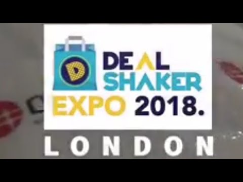 Successful Dealshaker Expo London 2018   Onecoin  