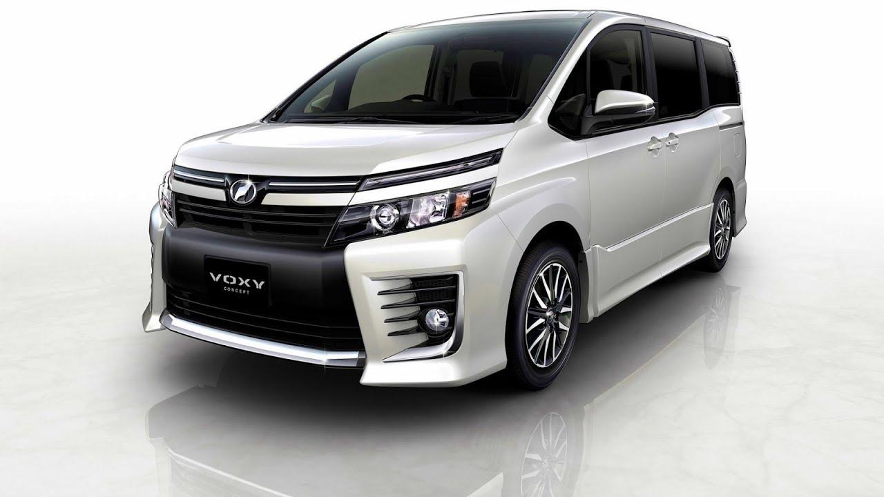 Toyota Voxy Concept 2013