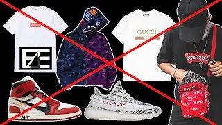 This is why HYPEBEASTS SUCK