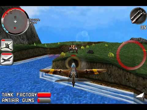 Armageddon Squadron gameplay video