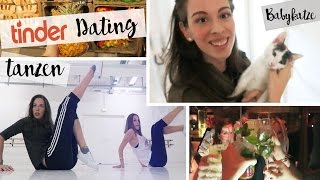 TYP von DATING-APP, TANZEN in BERLIN,  BABYKATZE, Food Haul,.. | FMW-Vlog