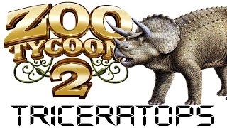 Zoo Tycoon 2 - Triceratops