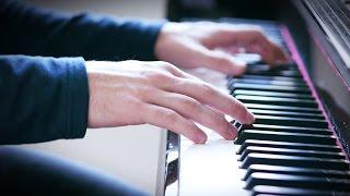 """True Love"" - Piano Ballad Love Instrumental (Vintage Style) Video"
