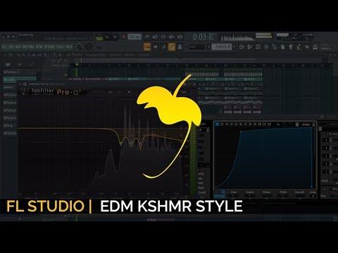 How To Make EDM (KSHMR STYLE) + [FLP]