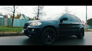 ТЕСТ ДРАЙВ BMW X5 E70 -Не просто дизель, а #ДИЗЕЛИЩЕЕЕЕ!!!