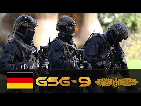 GSG-9● German Special Forces   HD