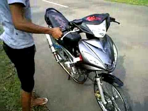 mx 200 cc Testing