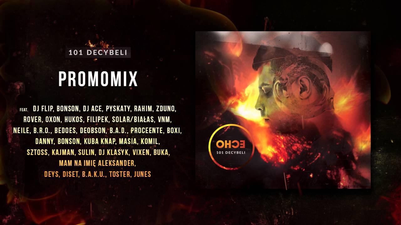 """101 Decybeli - """"Echo"""" Promomix [Audio]"""