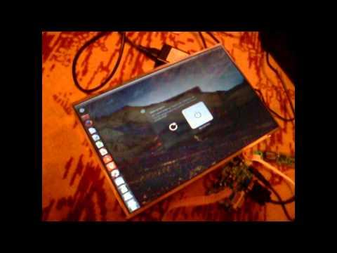 видео: lcd controller или подключение матрицы к vga