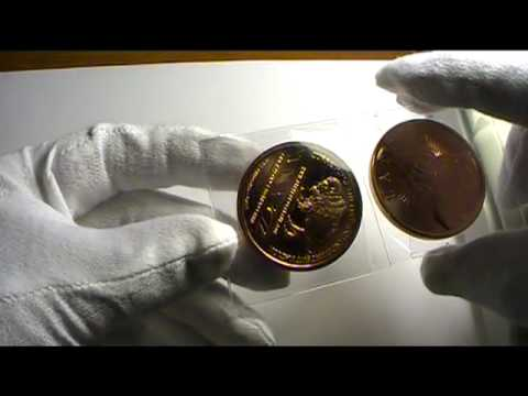 Copper Bullion - Lakota Crazy Horse 1 Ounce Coin