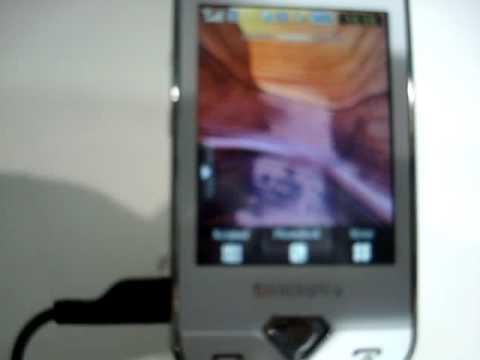Samsung Diva (S7070) - MWC 2010