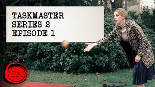 Taskmaster - Series 2, Episode 1 'Fear of Failure'