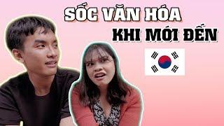 Những cú shock văn hóa khi lần đầu đến Hàn Quốc