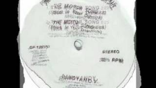Randyandy - The Motor Song (Stick In Your Dipstick) Dub Version (Vinyl rip;-)