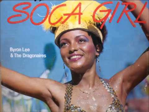 Byron Lee & The Dragonaires - Classic Soca Medley