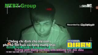 VIDEO CHỨNG MINH ĐỪNG NGỦ KHI V CÒN THỨC/BTS😂😂