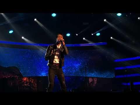 BIG STAGE Afieq Shazwan Feat Haqiem Rusli - Selamat Tinggal Sayang ( Minggu Ke 3 )