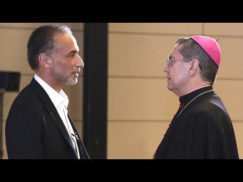 1/4 Keynote Address Miguel Ángel Ayuso Guixot (Vatican) / Tariq Ramadan #CILE2017