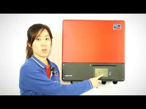 SMA Sunny Tripower STP 12000 TL-20 Solar Wechselrichter