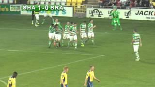 Highlights | Shamrock Rovers vs Bray Wanderers | 21/04/14