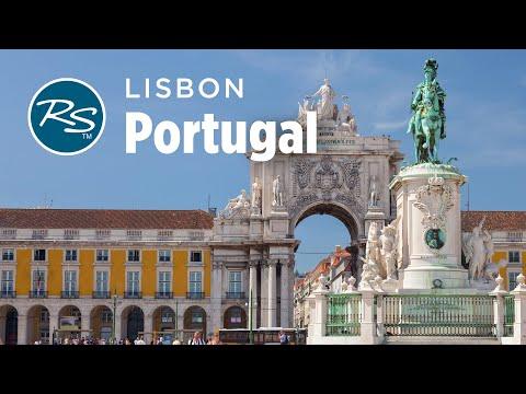 Lisbon, Portugal: Portuguese Salted Cod - Rick Steves' Europe Travel Guide - Travel Bite