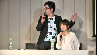 「蒼穹のファフナー EXODUS」公開WEBラジオ収録イベント 松本まりか 検索動画 29