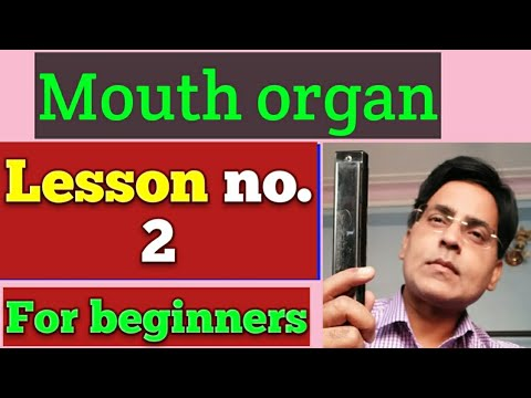 Mouth organ lessons for beginners pdf files