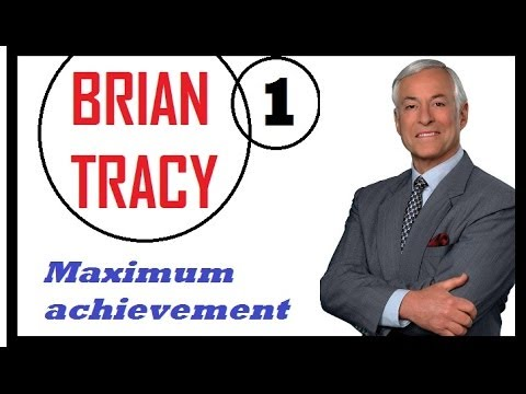 SUNDAY SEMINAR: Brian Tracy (PART 1)