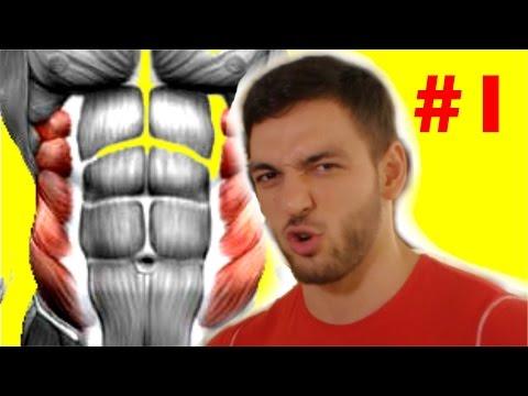 Как накачать косые мышцы живота (боковой пресс) в домашних условиях